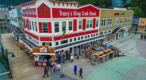 The Unassuming Alaska Restaurant That Serves The Best Seafood You've Ever Tried