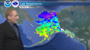 Sometimes The Snow Comes Down In June… In Alaska