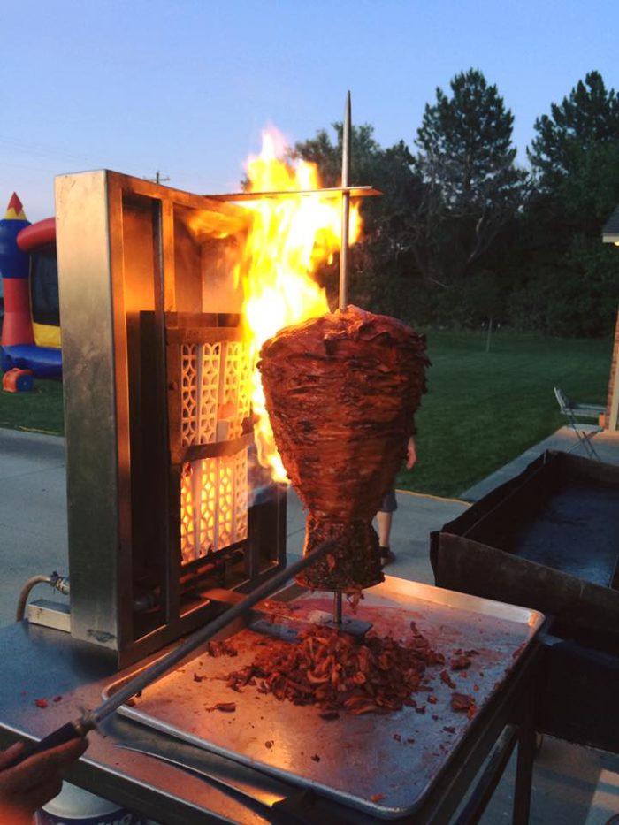 Kansas City Mexican Food Truck
