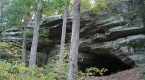The Little Known Cave In Illinois That Everyone Should Explore At Least Once