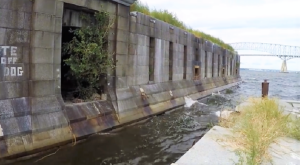 Everyone In Maryland Should See What's Inside The Walls Of This Abandoned Fort