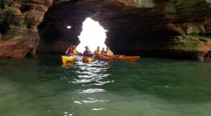 This Incredible Sea Cave Tour In Wisconsin Will Make Your Summer Complete
