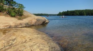 The Natural Swimming Hole In Connecticut That Will Take You Back To The Good Ole Days