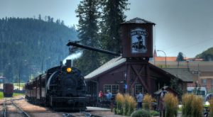 The Historic Train Ride In South Dakota Will Take You Back In Time
