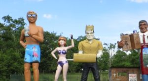 This Fantasy Farm Is The Most Unusual Roadside Attraction In West Virginia