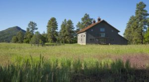 Stay Overnight In An Old Pre-Civil War Barn Right Here In Colorado