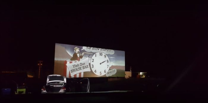 Movies Theaters In 2018: Rustic Tri View Drive-In: Rhode Island's Only Drive-In
