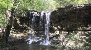 Your Kids Will Love This Easy 2-Mile Waterfall Hike Right Here In Ohio