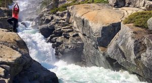 The Absolutely Massive Waterfall In Northern California You Simply Have To See To Believe