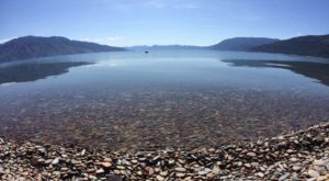 This Remote Pebble Beach In Idaho Is The Perfect Escape From It All