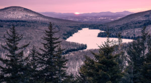 The Easy Trail In Vermont That Will Take You To The Top Of The World