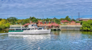 The One Of A Kind Ferry Boat Adventure You Can Take In Texas