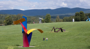 This Whimsical Art Park In Vermont Is Not Your Ordinary Playground
