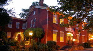 A Stay At Michigan's Oldest Inn Will Take You On A Journey Back In Time