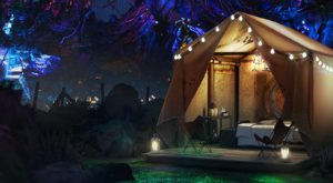 Here's How To Go Glamping In Disney's Avatar Theme Park