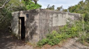 There's A Hike In North Carolina That Leads You Straight To An Abandoned WWII Bunker