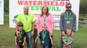The Tiny Wisconsin Town That Transforms Into A Watermelon Wonderland Each Year