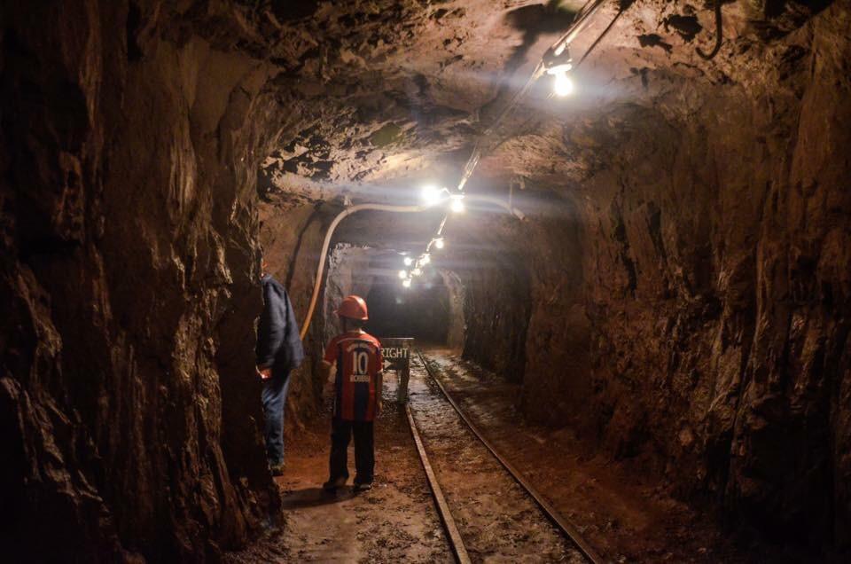 These Mines Hiding Deep Below Minnesota Are Like A Whole
