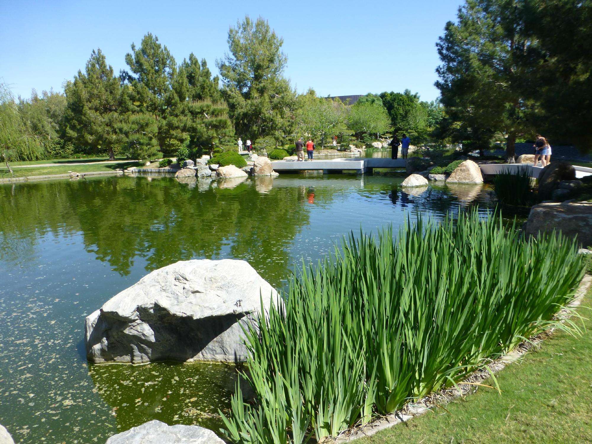 The Japanese Friendship Garden In Arizona Is A Secret Garden