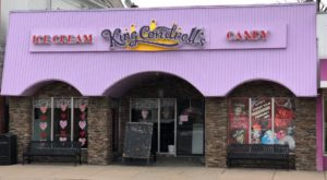 The Old-Fashioned Ice Cream & Candy Shop Near Buffalo That's Simply To Die For
