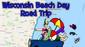 This Road Trip Will Give You The Best Wisconsin Beach Day You've Ever Had