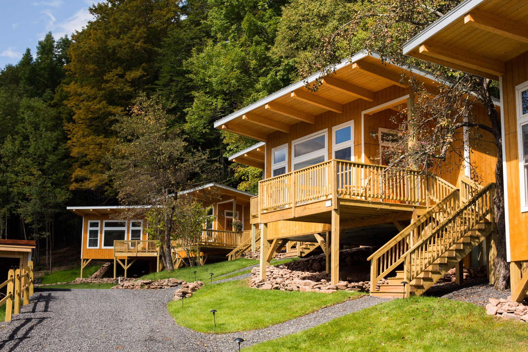 7 Unique Campgrounds And Cabin Resorts In New York That