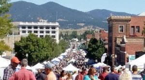 These 5 Fantastic Street Fairs Will Show You The Best Of Montana