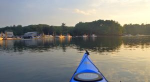 This Epic Kayak Tour Will Give You A New Perspective on New Hampshire
