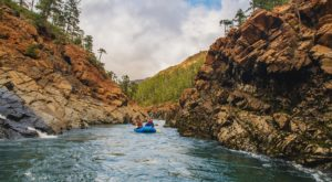 This White Water Adventure In Northern California Is An Outdoor Lover's Dream