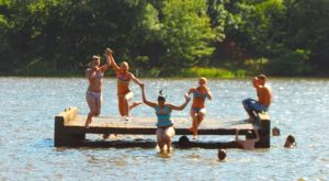 Spend The Day At This State Park In Oklahoma For A Summer Adventure You Won't Forget