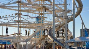 This Giant Jungle Gym Hiding In Oklahoma Will Bring Out The Adventurer In You