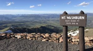 The Easy Trail In Wyoming That Will Take You To The Top Of The World