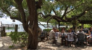 Dine Among The Banyan Trees At This Enchanting Restaurant In Florida