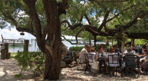 Dine Among The Banyan Trees At This Enchanting Restaurant In Florida