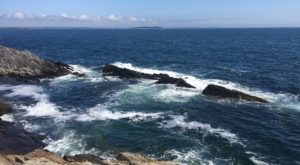 You've Probably Never Heard Of This Oceanside Geological Wonder In Maine