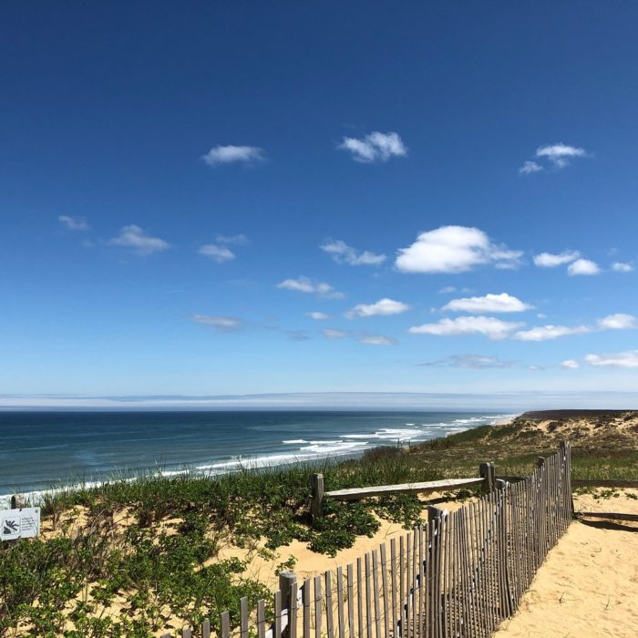 Cahoon Hollow Is A Secluded Massachusetts Beach With Miles