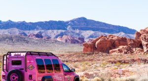 This One-Of-A-Kind Jeep Tour Takes You Through Nevada's Most Breathtaking Landscapes