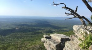 The Easy Trail In Alabama That Will Take You To The Top Of The World