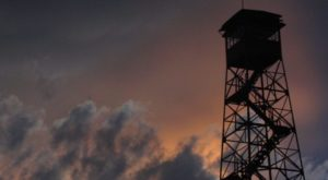 Spend The Night High Above The Trees In This Extraordinary South Dakota Fire Lookout