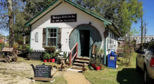 This Quaint Tea House In Alabama Is A True Hidden Gem