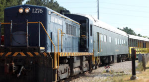 There's A BBQ Train Ride Happening In South Carolina And It's As Delicious As It Sounds
