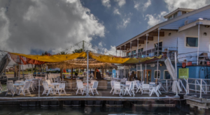 A Trip To This Floating Tiki Bar In Texas Is The Ultimate Way To Spend A Summer's Day