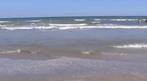 The Water At This Texas Beach Is Crystal-Clear… But Only For A Very Limited Time