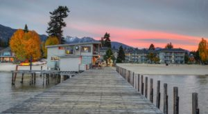 This Northern California Restaurant Is Right On A Pier And It's Just As Dreamy As It Sounds