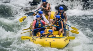 This White Water Adventure In Alabama Is An Outdoor Lover's Dream