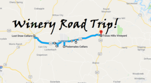 Experience The Best Of Texas Wine Country With This Awesome One Day Trip
