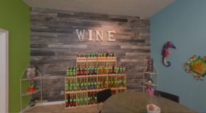 The Unique Wine Bar In Texas That Makes Its Wine From Everything But Grapes