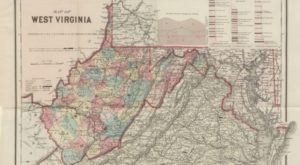 Few People Know How Many Names This State Went Through Before It Became West Virginia