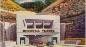 The Longest Tunnel In West Virginia Has A Truly Fascinating Backstory