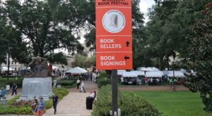 This One-Of-A-Kind Festival In Mississippi Is A Book Lover's Dream Come True